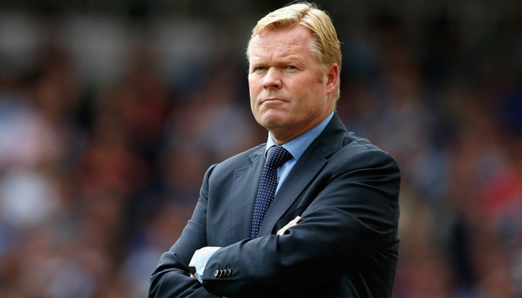 Koeman to ditch Saints