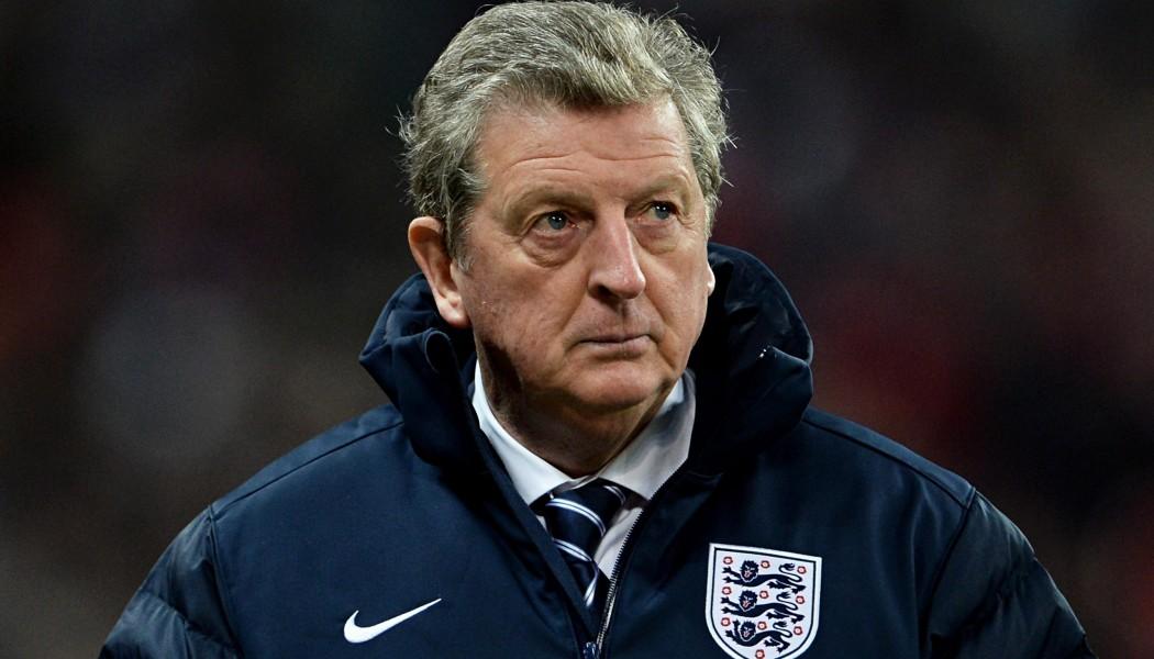 Roy Hodgson resigns as England Coach