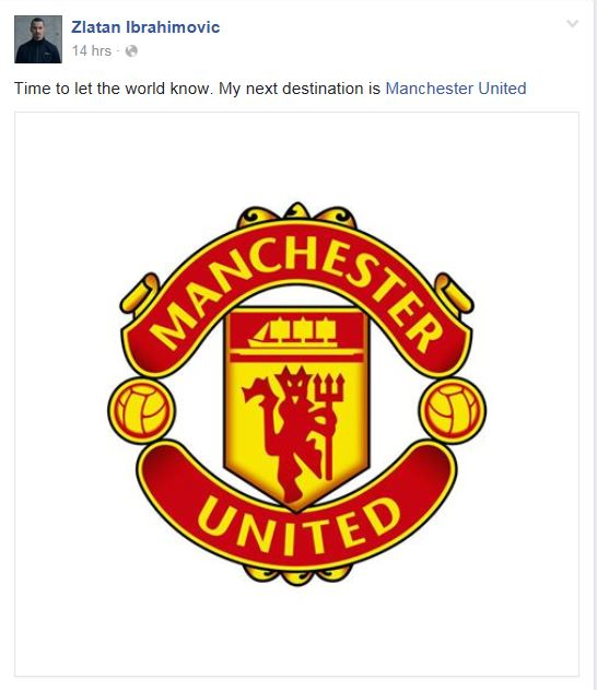 Man united news