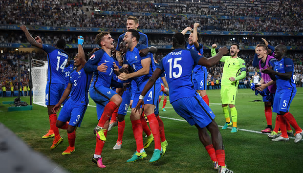 france through tp euro 2016 final