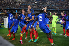 france through tp euro 2016 final
