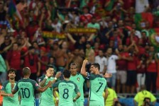 EURO: Portugal through to the finals