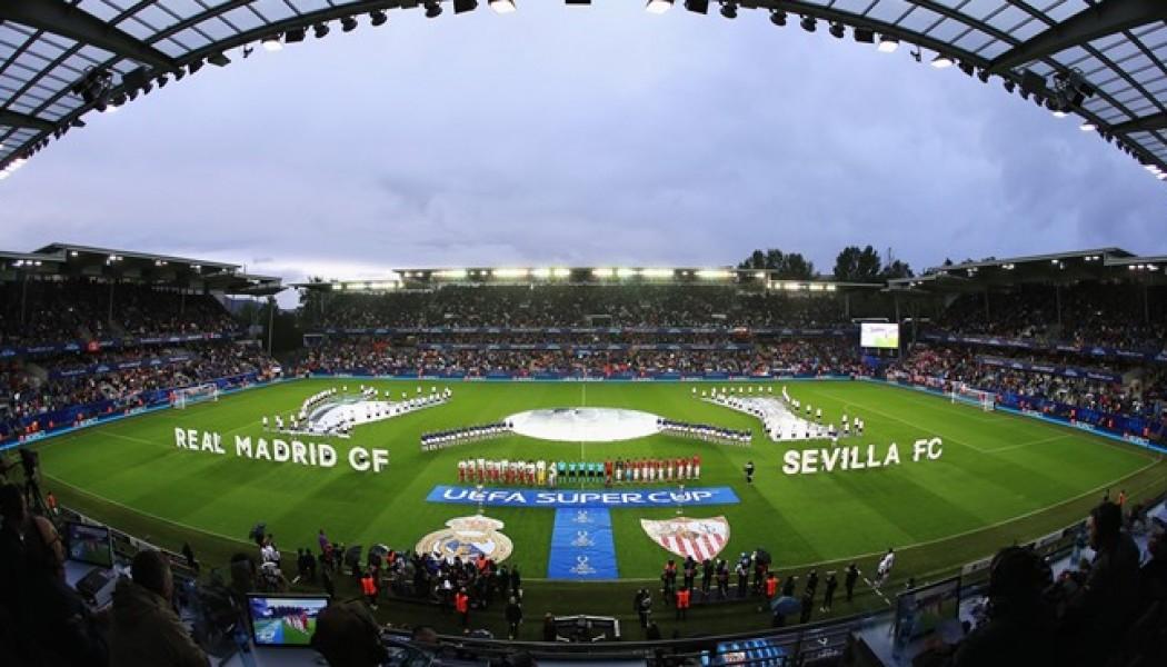Madrid Win Super Cup