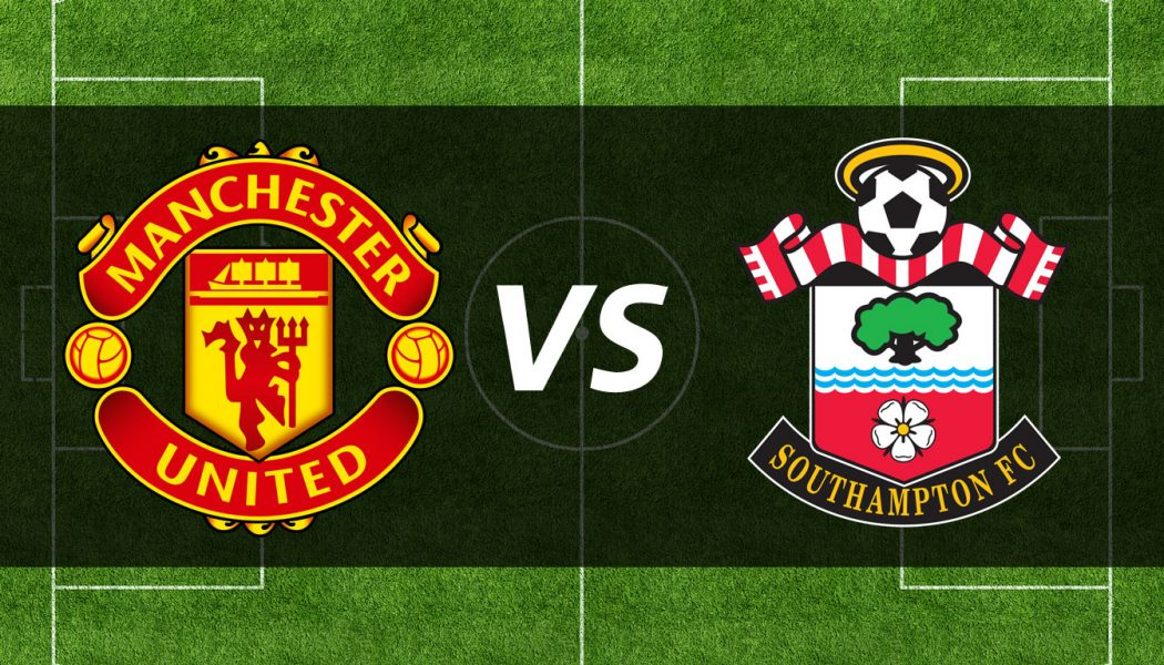 Manchester-United-VS-South-Hampton
