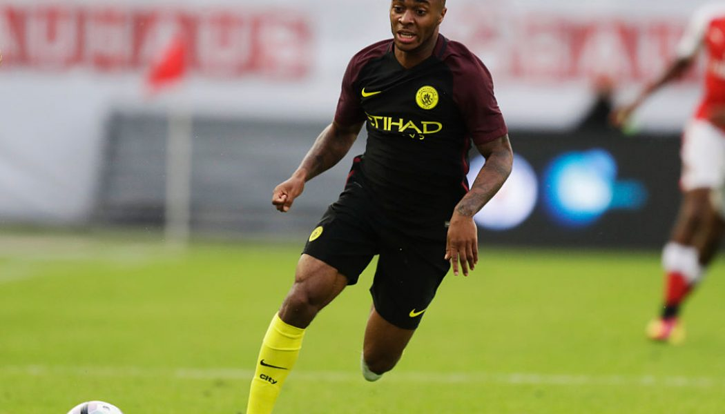Raheem Sterling Reborn Under Guardiola