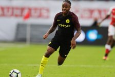 Raheem Sterling Reborn Under Guardiola