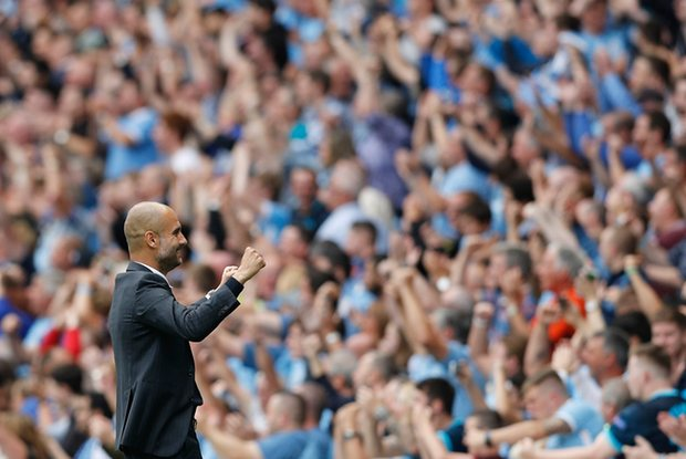 pep man city
