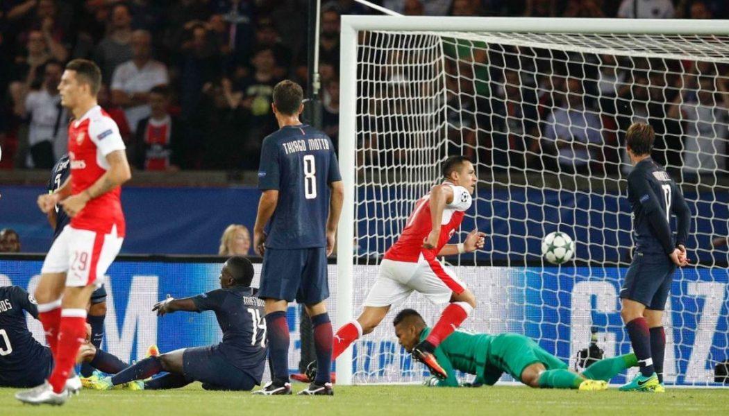 Cavani Wasteful As Arsenal Claim A Draw