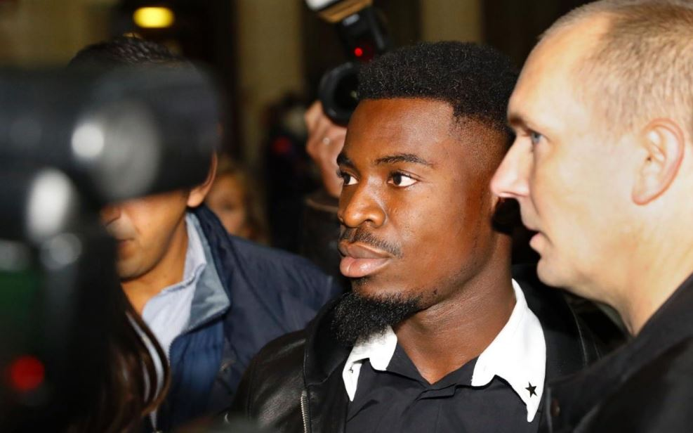 aurier-banned