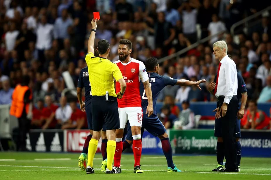 giroud-red-card-v-psg