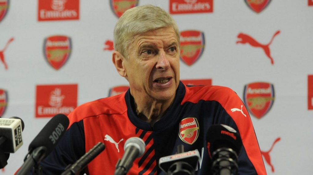 wenger-press-conference