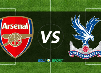 Arsenal VS Crystal Palace