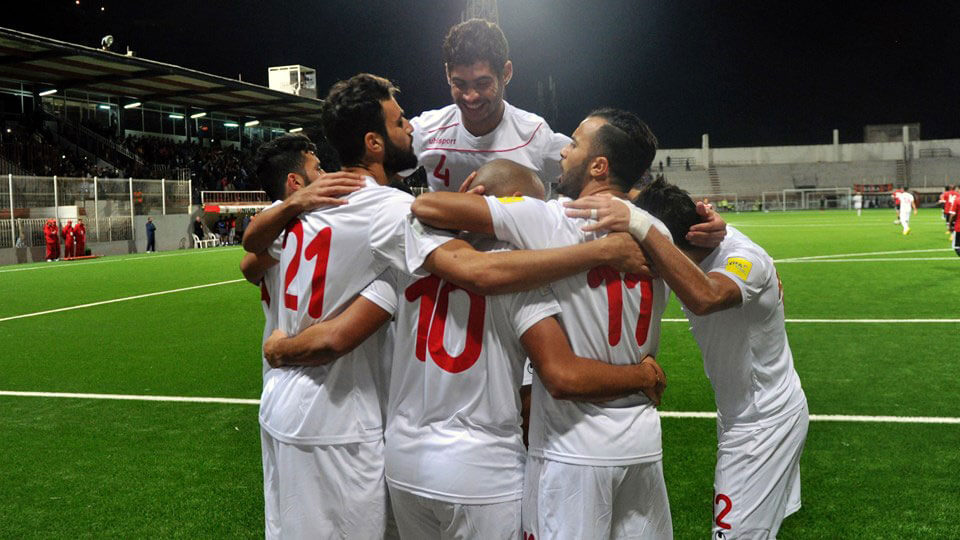 Tunisia qualify for the FIFA 2018 World Cup