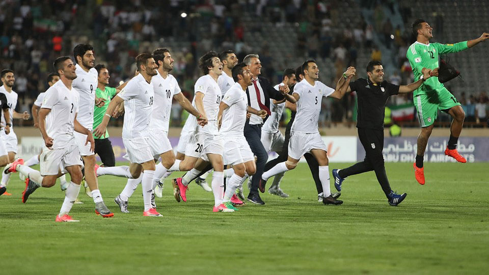 Saudi Arabia Qualify for World Cup 2018