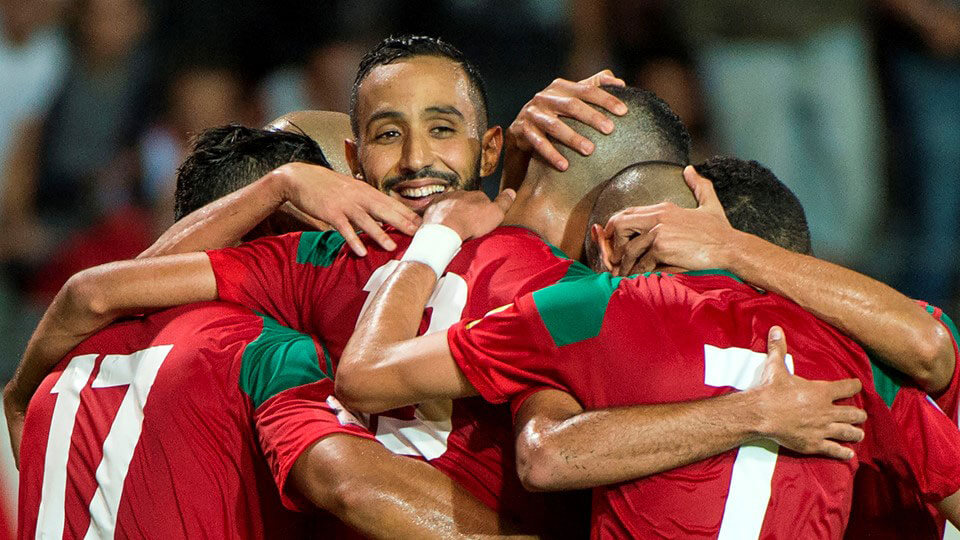Morocco qualify to FIFA 2018 World Cup