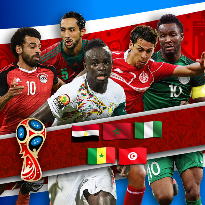 World Cup 2014 Africa