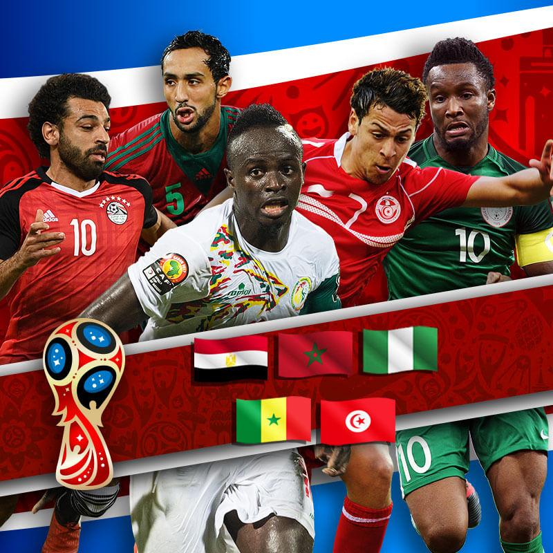 Fifa World Cup Qualifying Africa Region