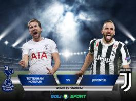 Spurs vs Juventus