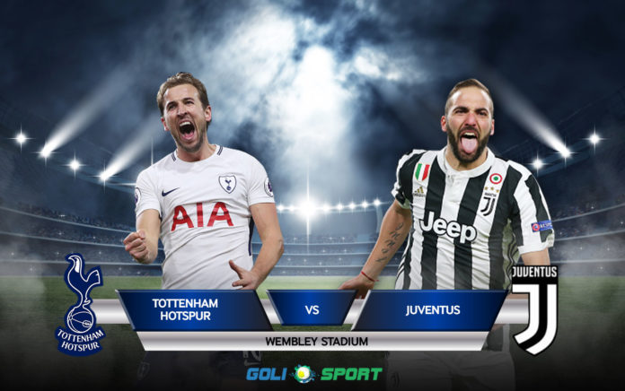 Spurs vs Juventus