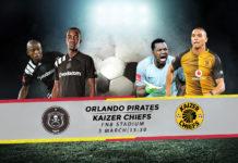 Pirates VS chiefs