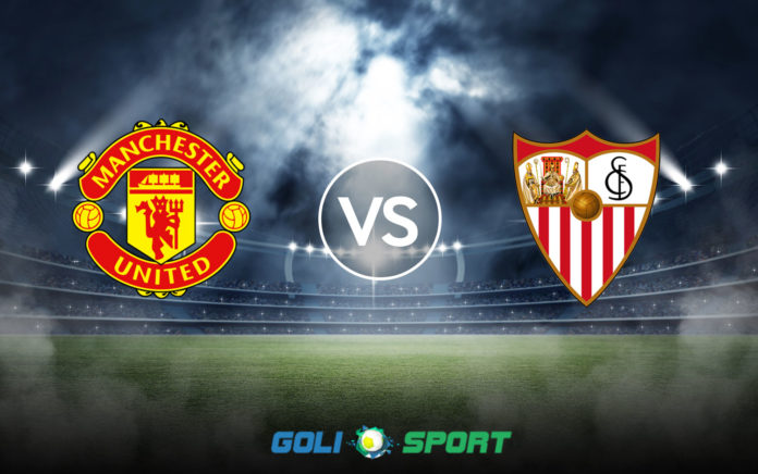 Man United VS Sevilla