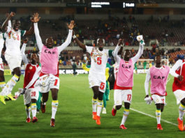 Senegal qualify for 2018 FIFA World Cup