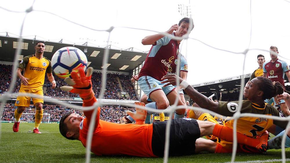 Burnley 0-0 Brighton & Hove Albion