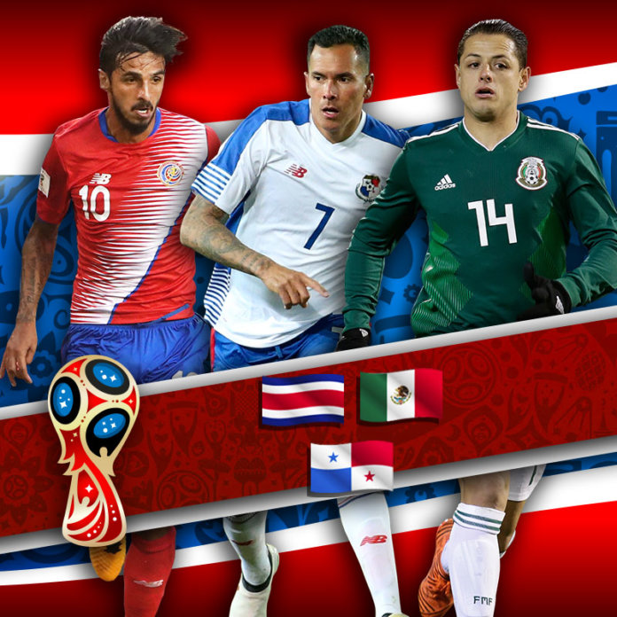 north and central America World Cup qualifiers