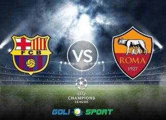 Barca-VS-Roma