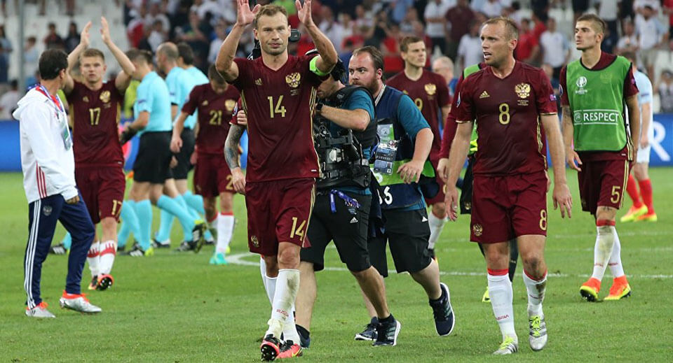 Russia will host the 2018 World Cup