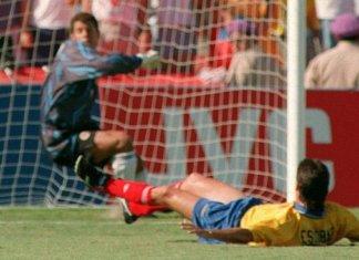 15 Days Andrés Escobar's deadly own goal