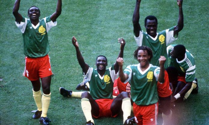Cameroon beat Argentina