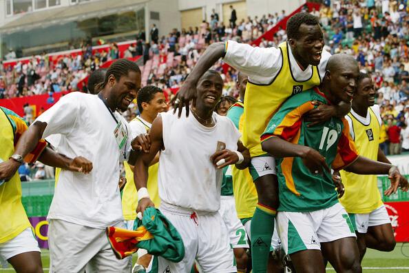 Sweden v Senegal - FIFA World Cup Korea/Japan Round of 16