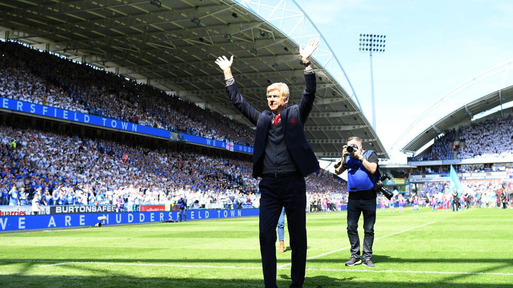 Wenger Last Game