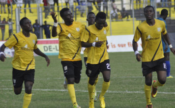 ashanti gold football