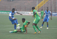 Kano Pillars VS Rivers United