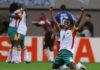 Senegal beat France 2002