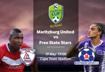 Nedbank Cup final Maritzburg united vs Free state stars