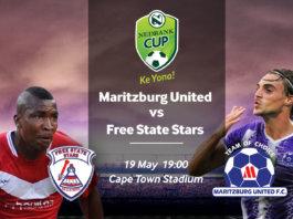 Nedbank Cup final Maritzburg united vs Free state stars