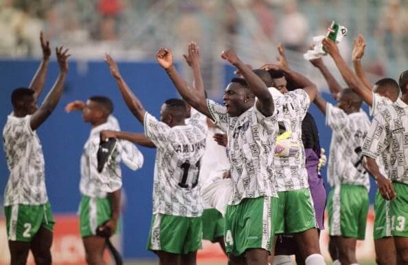 Nigerian Victory