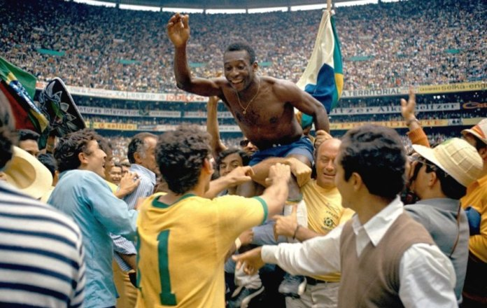 2 Days Pele leads Brazil to first Victory at age 17