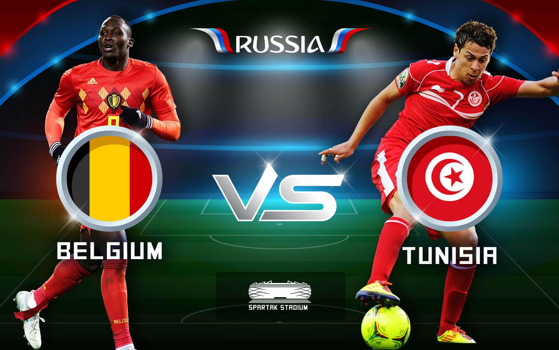 Nhận định World Cup: Bỉ vs Tunisia, 19h00 ngày 23/6