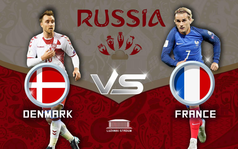 Denmark, France battle for top spot - Goli Sports