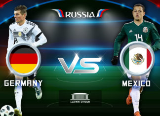 Germany-VS-Mexico