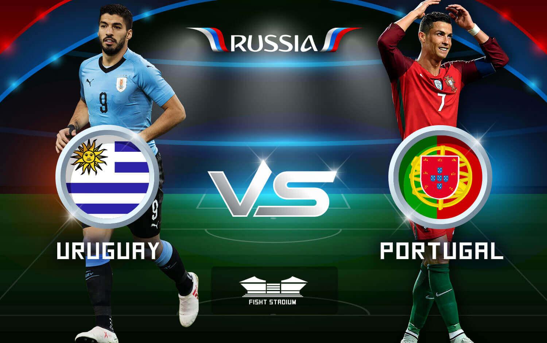Uruguay, Portugal set for heavyweight last 16 clash - Goli Sports