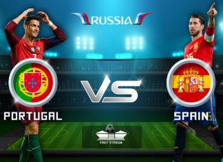 portugal-VS-Spain
