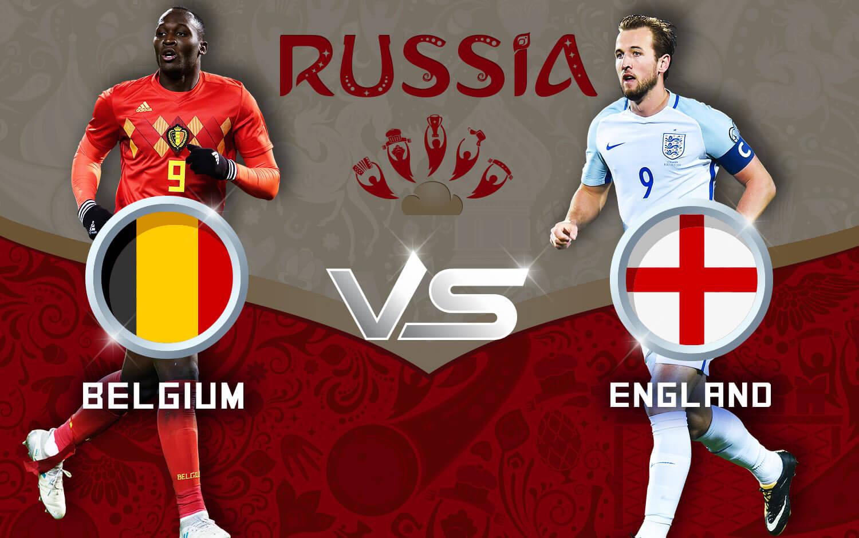 Belgium VS England World Cup 2018 Third place decider ...