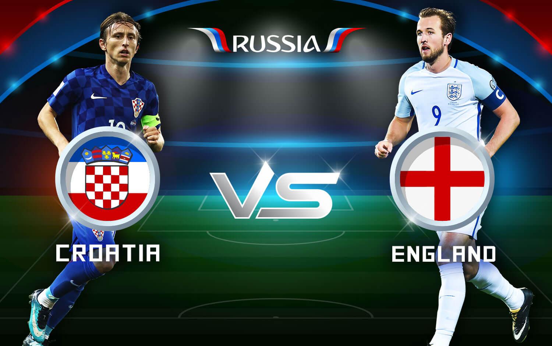 Croatia vs England | Online Soccer Betting India