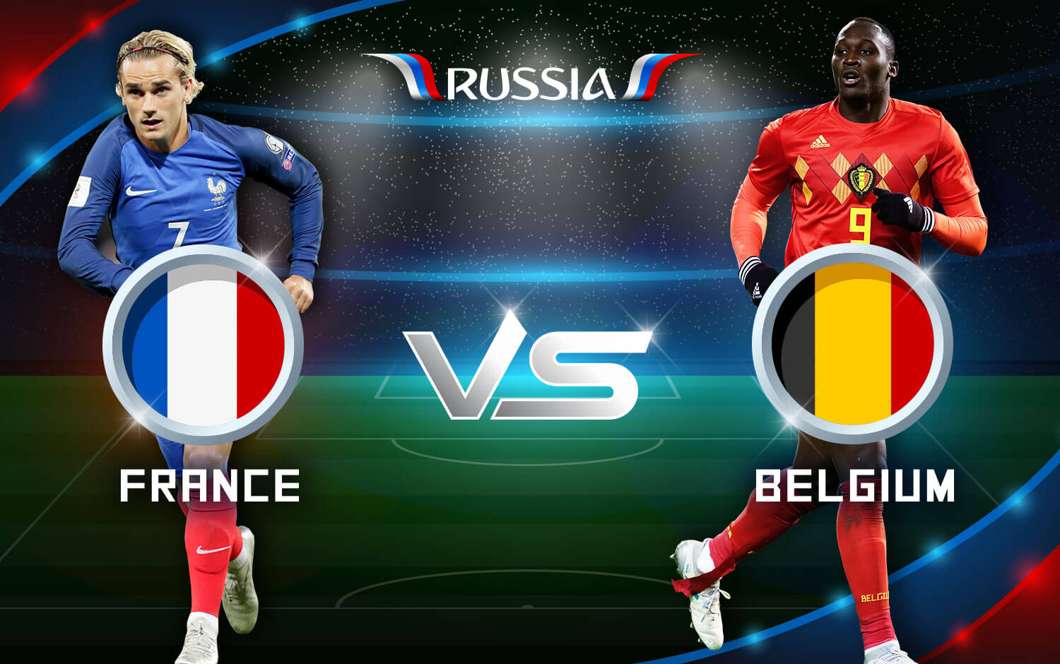 Image result for france vs belgium