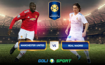 manchester united vs real madrid